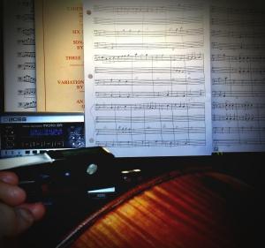 Quartet Arrangement Work